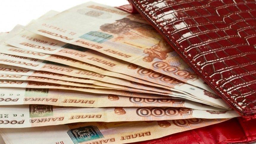 Росстат сообщил о повышении размера реальных зарплат россиян на ,  за…