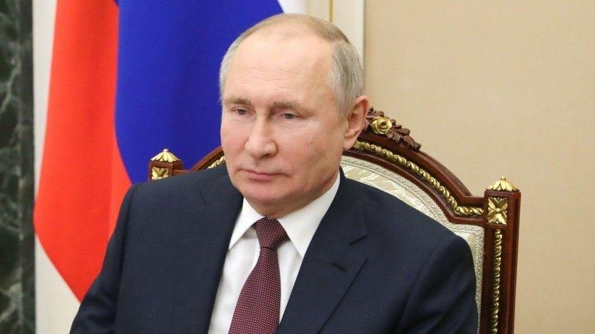 Путин присвоил генеральские звания   сотрудникам МВД, ФСИН, ФССП и…