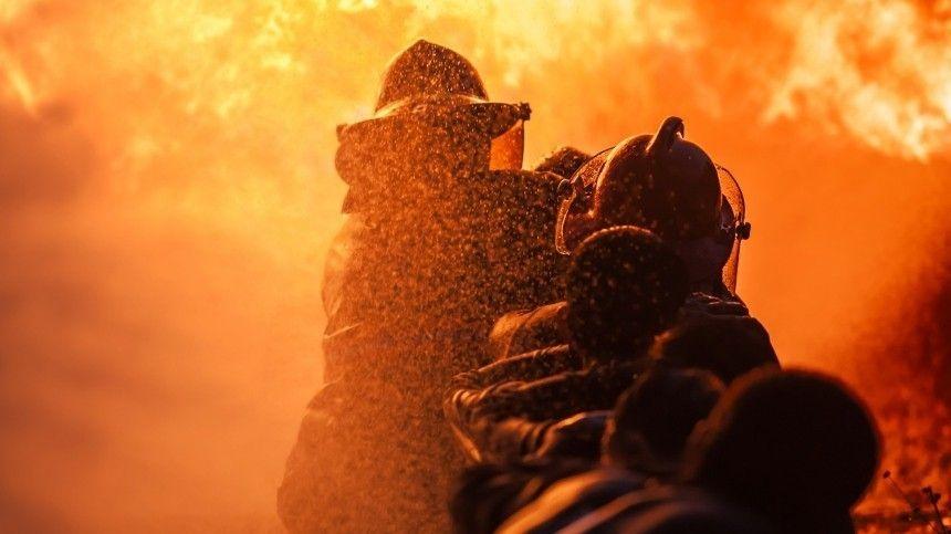 Четверо детей погибли во время пожара в жилом доме…