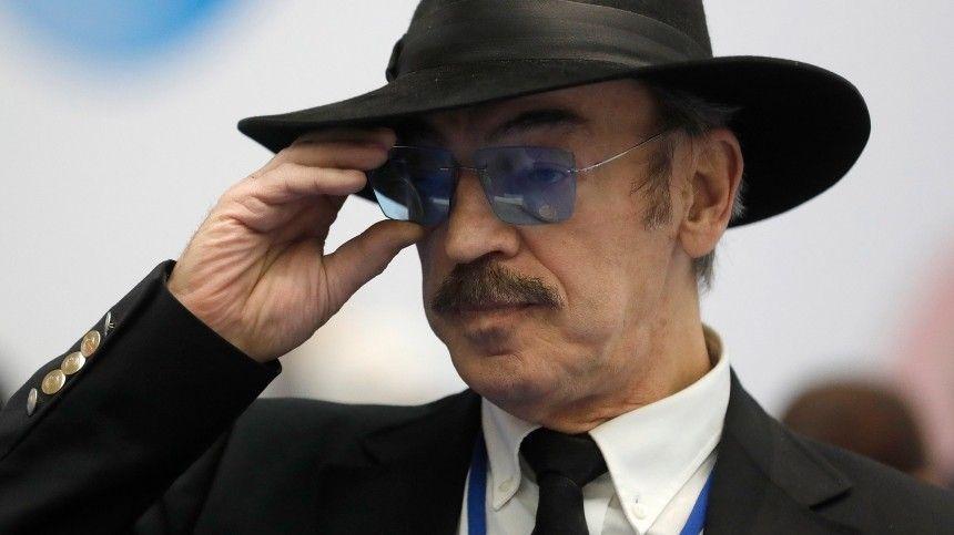 Боярский вновь появился в базе судебных приставов за неуплату штрафов…