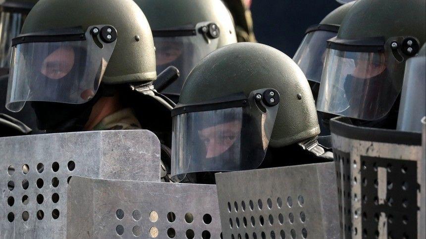 После имитации митинга в школе уволен начальник полиции…