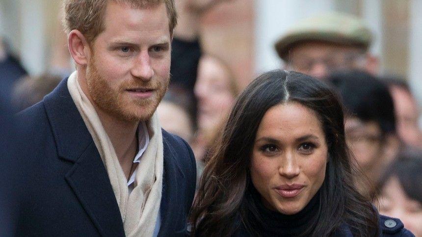 Принц Гарри и Меган Маркл отказались от обязанностей членов королевской…