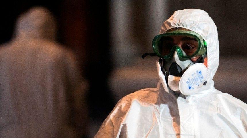В Роспотребнадзоре оценили вероятность вспышки чумы в…