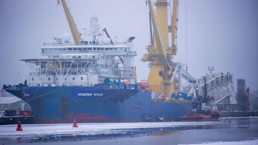 Госдеп США не предложил новые санкцие против  Северного потока  …