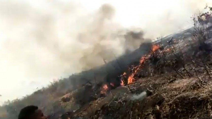 Семь человек погибли при крушении военного самолета King Air в…