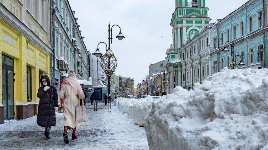 Синоптики пообещали жителям Москвы  барическую пилу…
