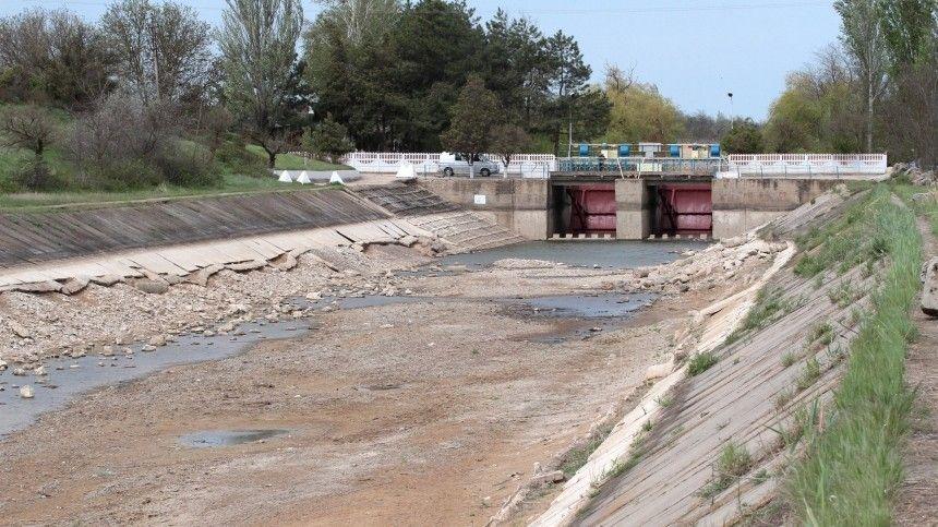 В Германии назвали водную блокаду Крыма  средневековыми методами осады…