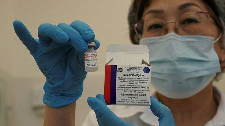 Сирия зарегистрировала российскую вакцину  Спутник V…