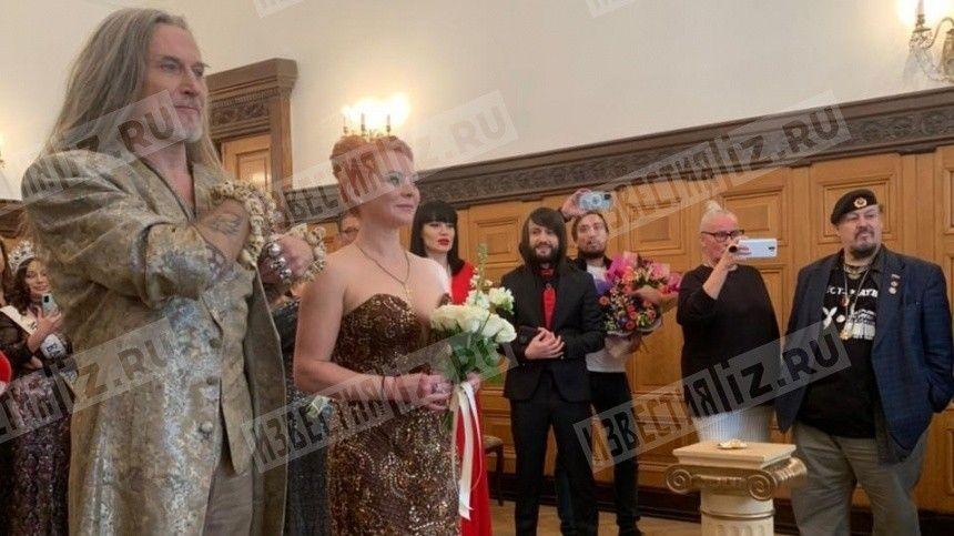 Никита Джигурда и Марина Анисина поженились во второй…
