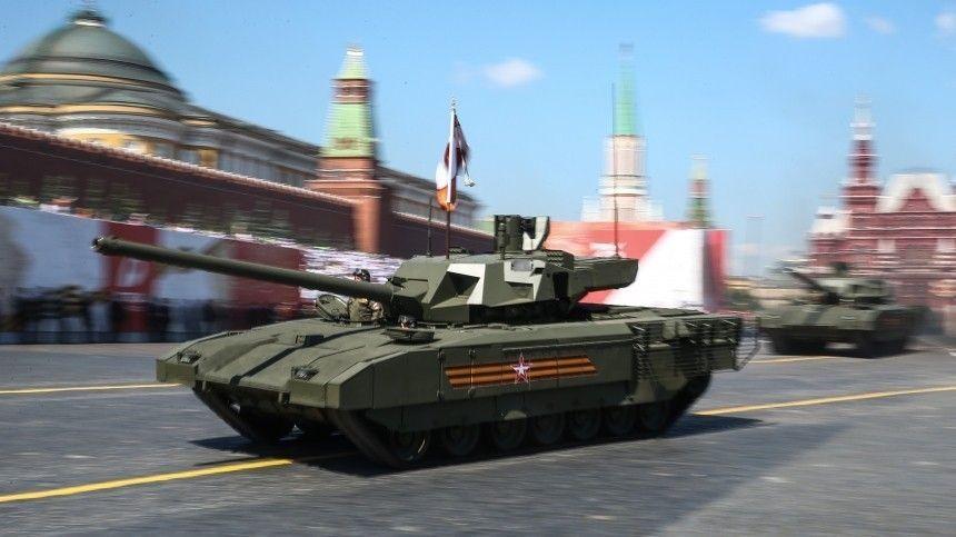 На Уралвагонзаводе  рассказали о превосходстве танка  Армата…