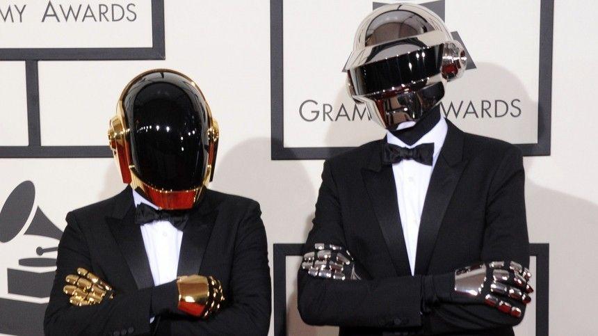 Группа Daft Punk объявила о завершении…