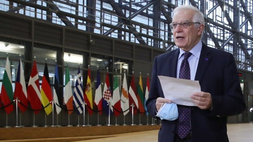 В ЕС обозначили сроки принятия нового пакета санкций в отношении…