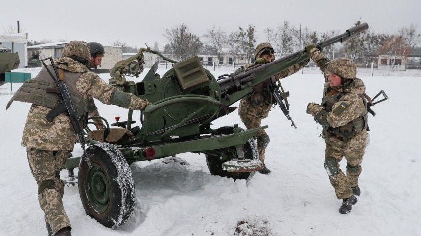 Украинский генерал заявил о подготовке армии к штурму…