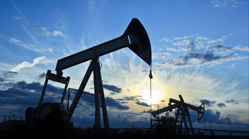 Цена нефти Brent превысила   долларов за баррель впервые с января  …