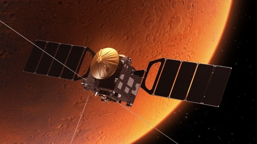 Звуки Марса. НАСА опубликовало аудиозаписи, сделанные ровером…