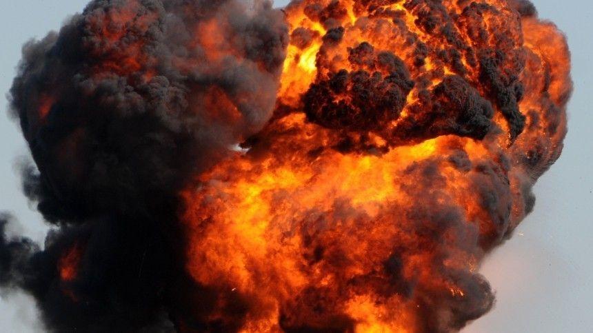 После взрыва на газопроводе под Оренбургом приостановлен транзит голубого…