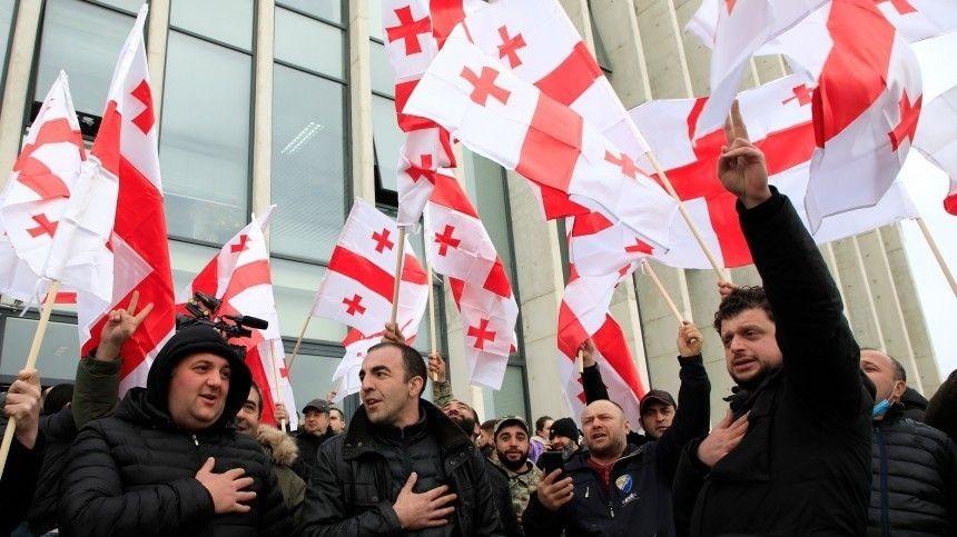 Грузинская оппозиция анонсировала акции протеста после задержания…