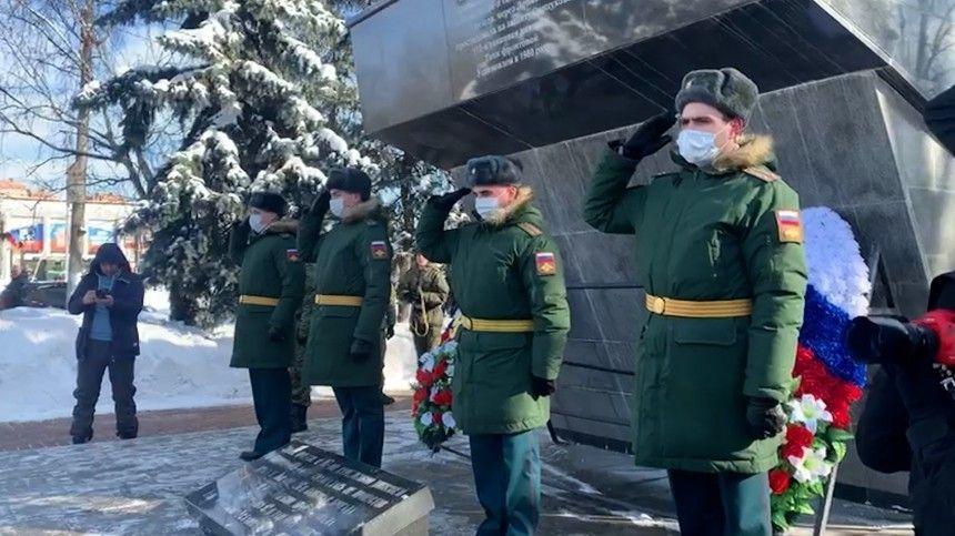 Как празднуют День защитника Отечества в подмосковном Чехове? …