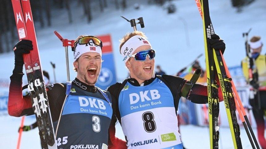Чемпионат мира по лыжным видам спорта: Большунов и…