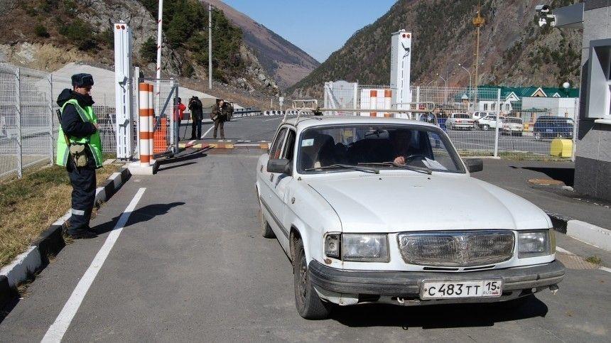 Грузия разрешит въезд россиянам с отрицательным тестом на COVID-…