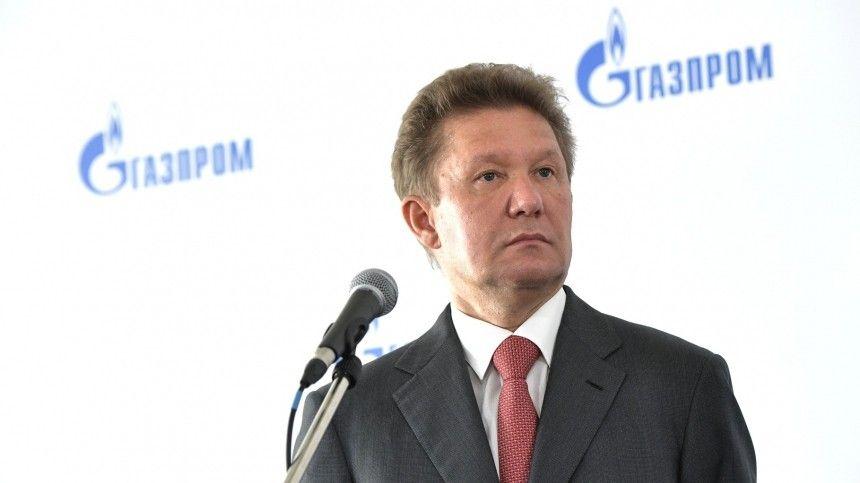 Новый срок: Алексей Миллер переизбран главой  Газпрома  еще на пять…