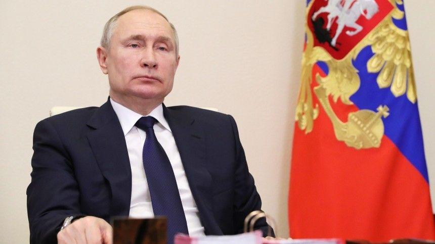 Анекдотичные теории заговора : Путин заявил о возможных провокациях против…