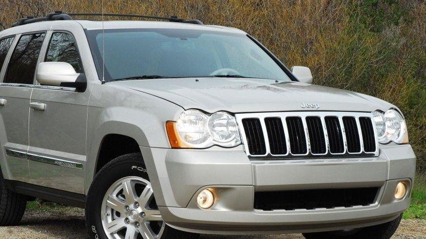 Jeep без Cherokee: вождь американского племени объявил войну концерну…