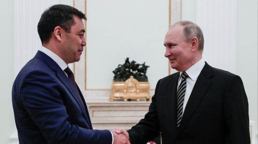 РФ и Киргизия продолжат сотрудничество в борьбе с COVID-…