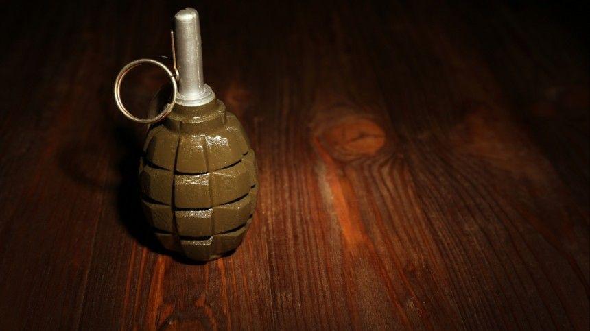 Обронивший гранату мужчина задержан в московском…