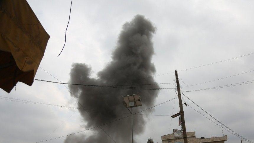 Боевики нанесли минометный удар по новому пункту пропуска в…