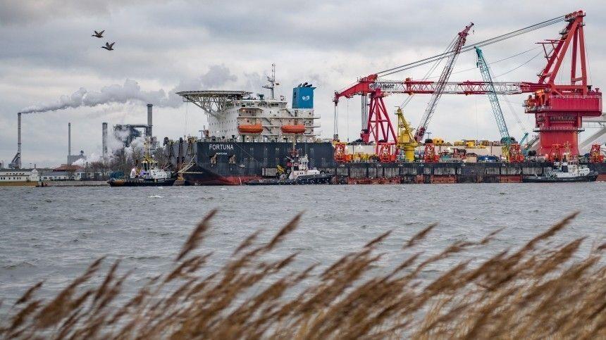 В Германии отреагировали на отказ компаний от работы с Северным потоком  2