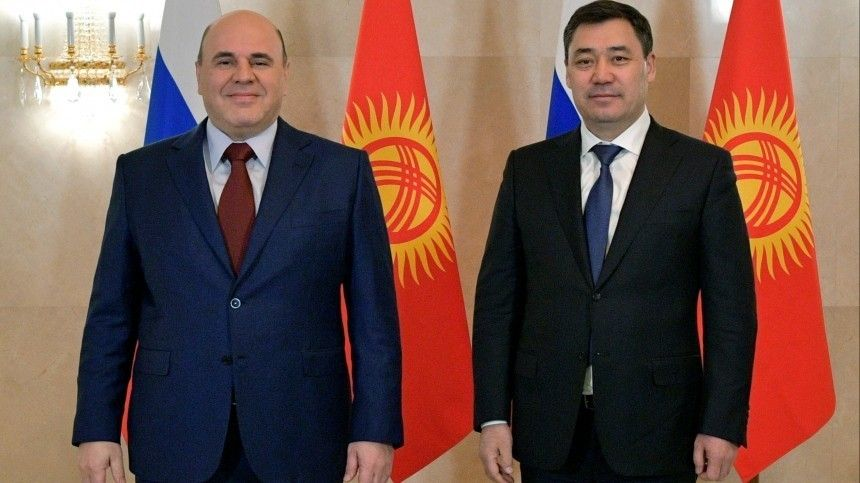 Россия и Киргизия обсудили приоритеты совместного…