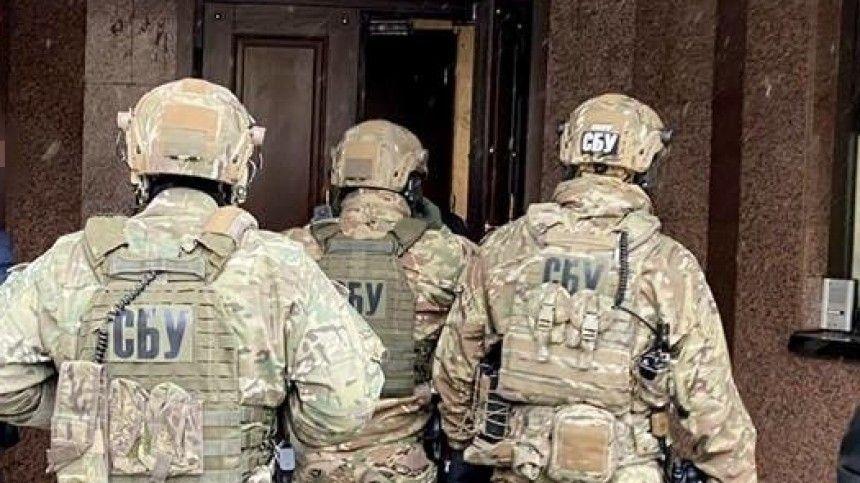 Спецназ СБУ провел обыски и задержания в офисе партии…