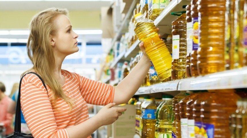 Цены на подсолнечное масло заморозят до осени
