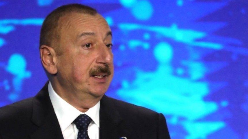 Алиев заявил, что Азербайджан передал Армении всех…