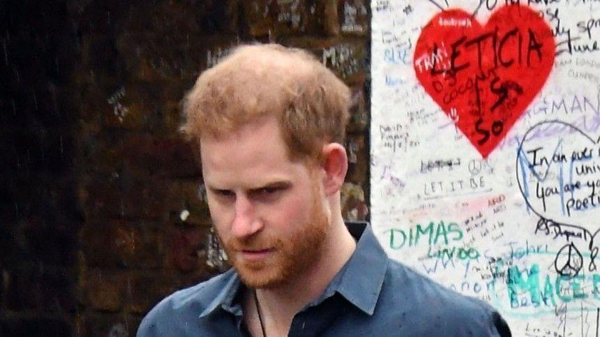 Это временно : Принц Гарри заявил, что не отрекался от королевской…