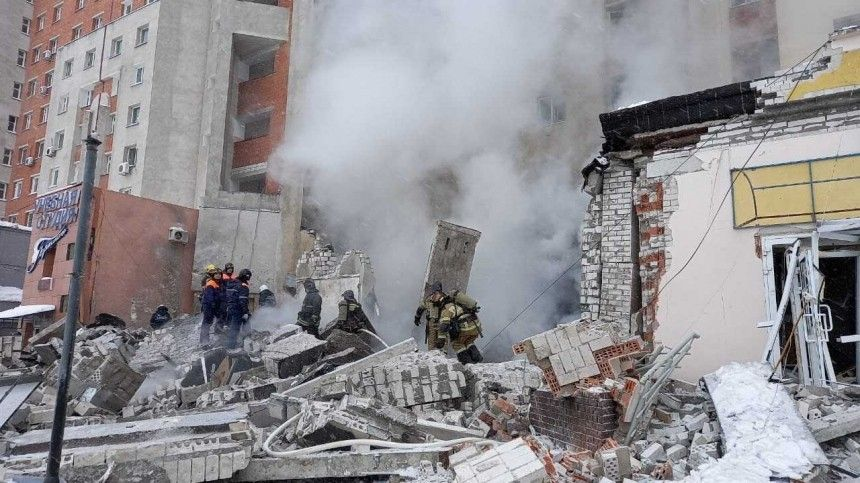 В кафе выбит пол  в суши-баре Нижнего Новгорода рассказали о взрыве в…