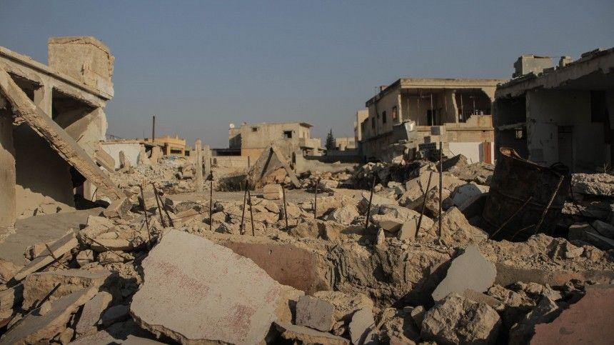 Что означает налет авиации США на объекты в Сирии?  мнения…