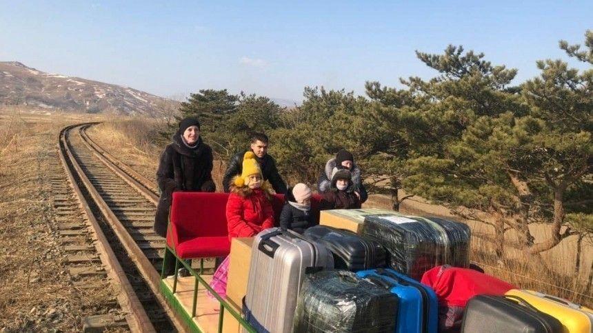 Вполне по плечу : дипломат рассказал о возвращении из КНДР на…