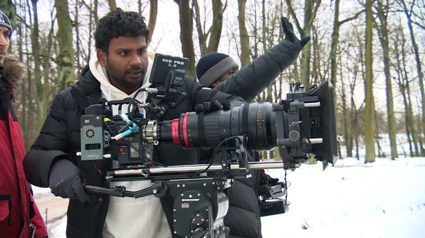 Болливуд по-питерски: эксклюзивные кадры со съемок индийской  Кобры  в…