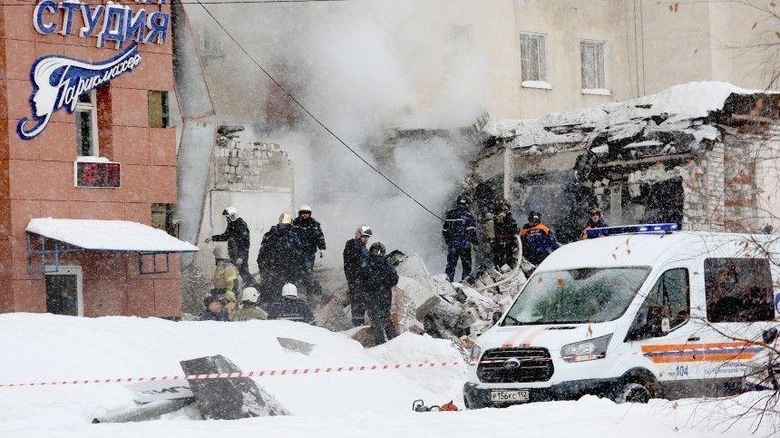 Стало известно о состоянии пострадавшей при взрыве в доме в Нижнем…
