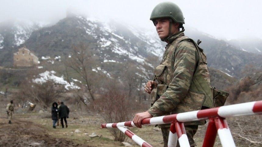 Шойгу обсудил с главой Минобороны Армении обстановку в регионе и…