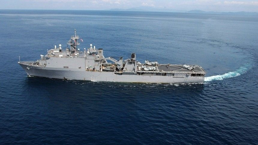 Учения НАТО Poseidon   стартовали в Черном…