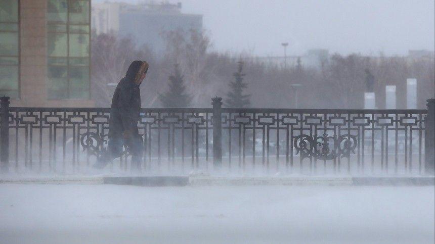 Как россияне справлялись с аномальными снегопадами и температурными качелями…