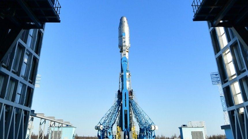 Ракету с первым спутником для мониторинга климата Арктики запустили с…