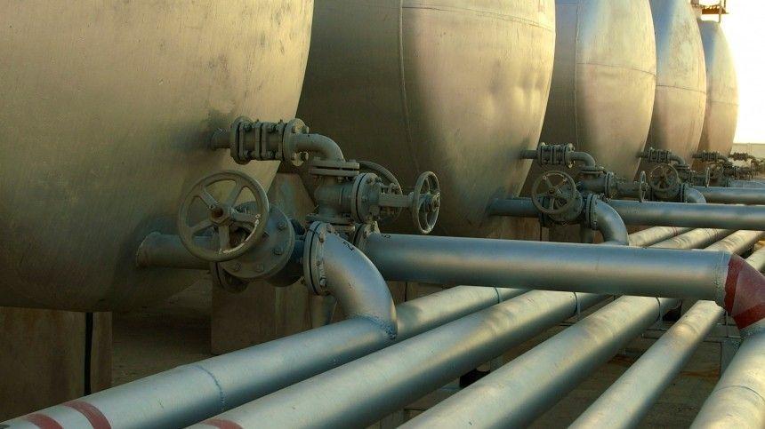 Разлив нефти произошел в ЯНАО после прорыва трубопровода