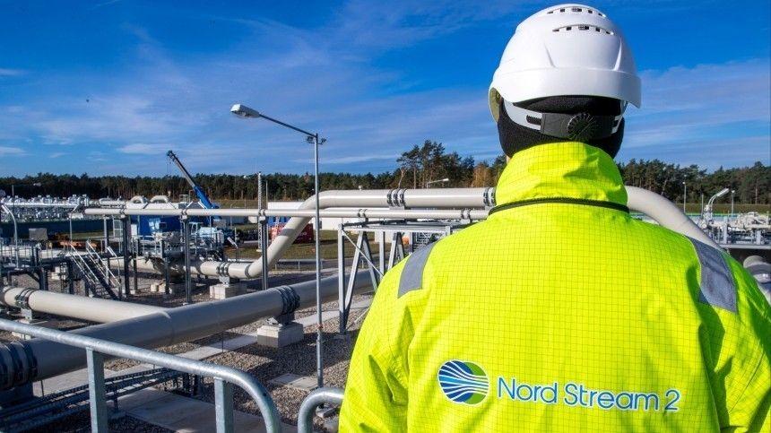 Нам нужен газ : В ФРГ боятся исков в случае остановки  Северного потока  …