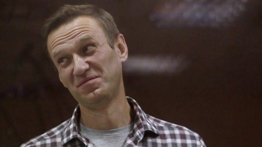 Навального этапировали из Матросской тишины  в колонию под…