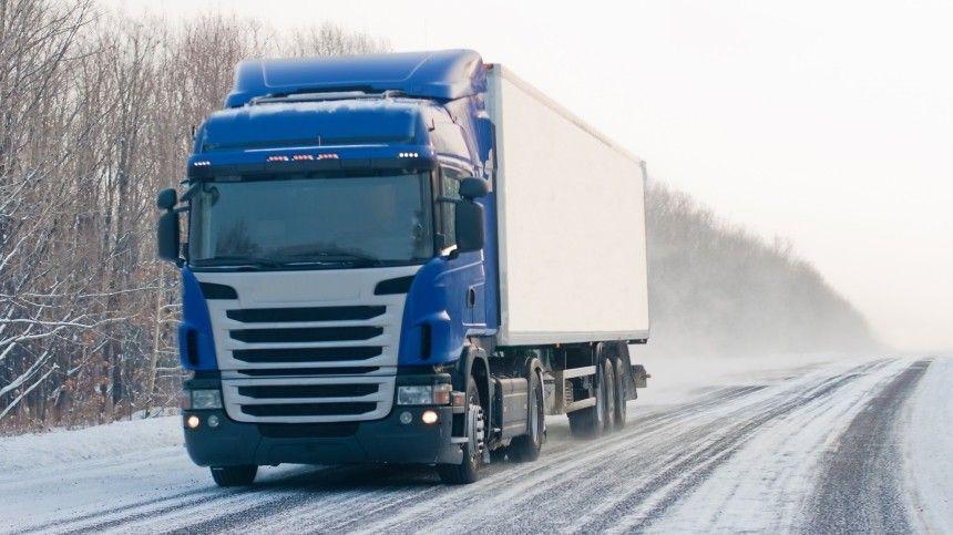 Ограничения для транзитных большегрузов продлили в столичном…