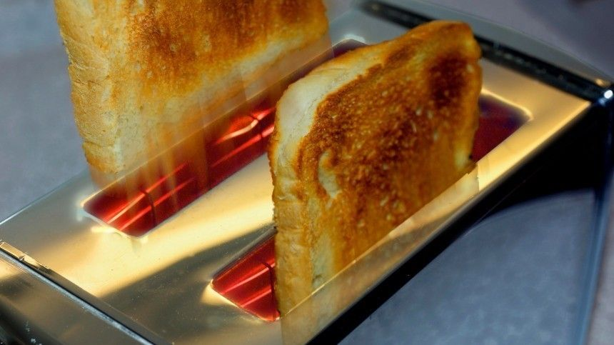 Чем опасны пластиковые тостеры ипочему тост схрустящей корочкой вреден для здоровья?